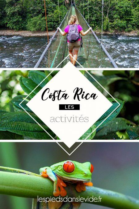 Pinterest - Les activités Costa Rica_lespiedsdanslevide